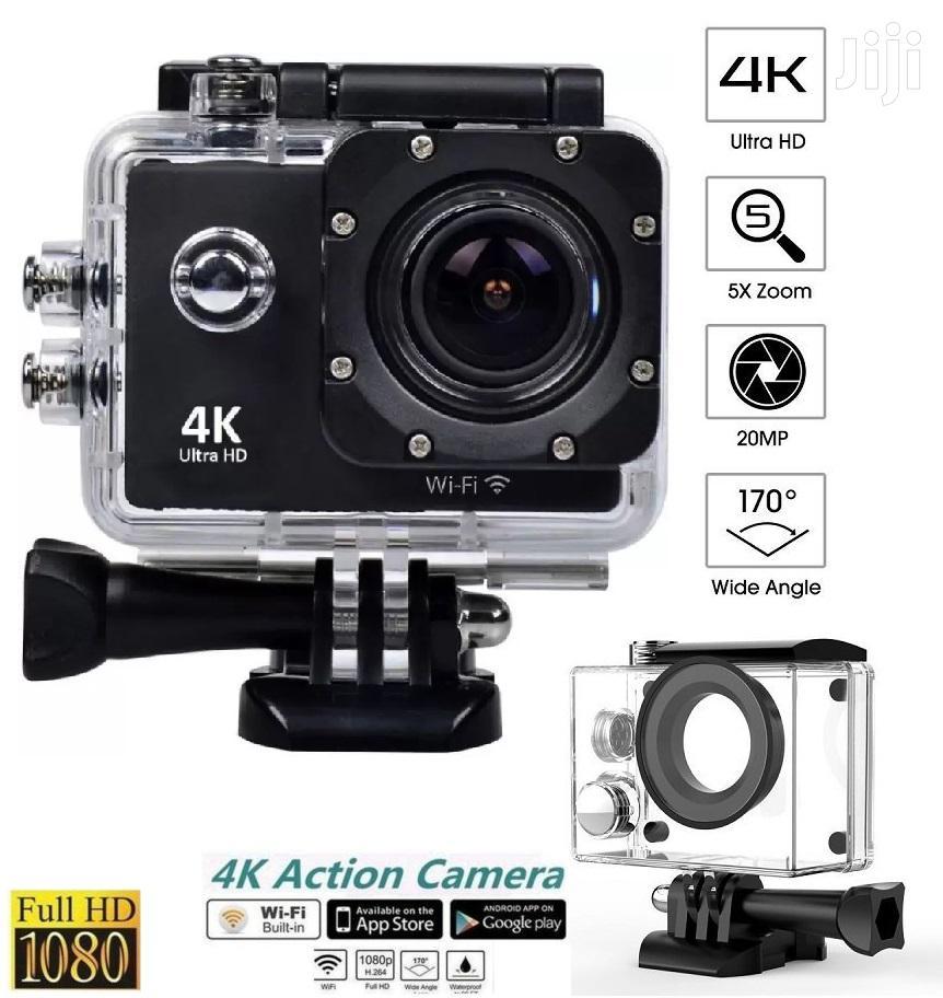 4k Sports Action Camera Wifi Ultra HD Waterproof Underwater Camcorder