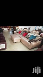Intalain Leather Sofa With 2year Guarantee | Furniture for sale in Lagos State, Victoria Island
