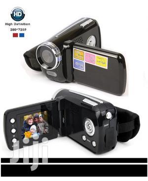 Digital Video Camera (Black) Cyber-Cam (Mini Series) | Photo & Video Cameras for sale in Lagos State, Ikeja