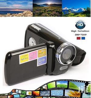 Cyber-Cam Digital Video Camera Mini Series – Black | Photo & Video Cameras for sale in Lagos State, Ikeja
