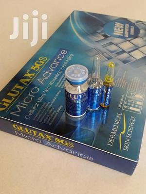 Glutax 5gs Micro Advance Skin Whitening Injection | Vitamins & Supplements for sale in Lagos State, Amuwo-Odofin