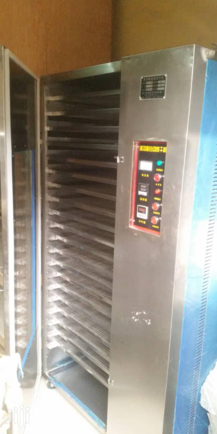 Food Dryer Machine