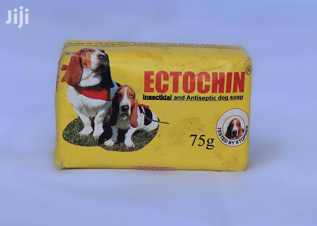 Ectochin Dog Soap   Pet's Accessories for sale in Ifako-Ijaiye, Lagos State, Nigeria