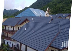 Blue Classic And Bond Stone Coated Roofing Tiles   Building Materials for sale in Lagos State, Ikotun/Igando