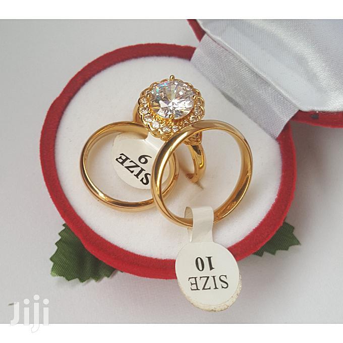 Rommanel Wedding Ring