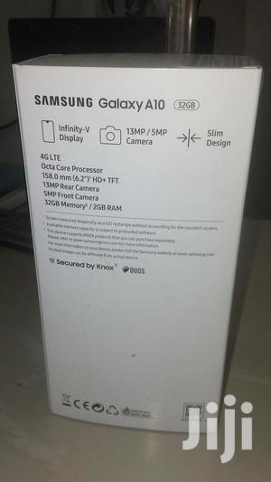 New Samsung Galaxy A10 32 GB Black   Mobile Phones for sale in Lagos State, Ikeja