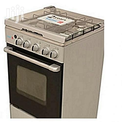 Scanfrost Scanfrost 4 Burners Gas Cooker + Oven+Grill Oil