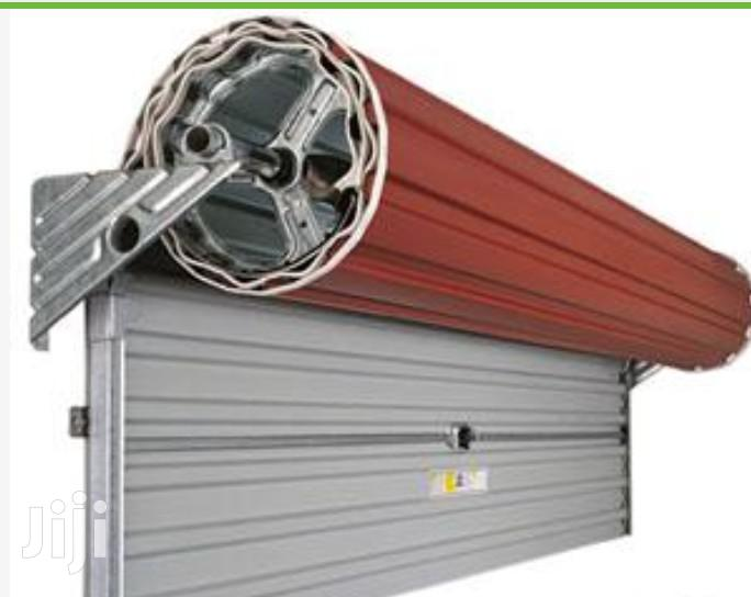 Automatic Rolling Shutter Door In Nigeria By Hiphen Solutions