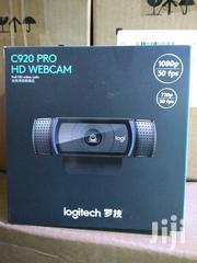 Logitech C920 HD Pro Webcam   Computer Accessories  for sale in Lagos State, Ikeja