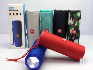 New 2019 T&G Wireless Bluetooth Speaker With Flash Light T604 | Audio & Music Equipment for sale in Lagos State, Ikeja