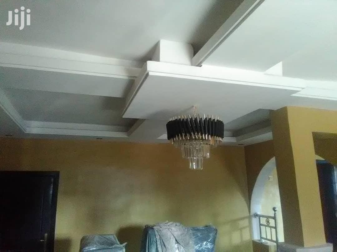 POP Ceilings (Casted)   Building Materials for sale in Mushin, Lagos State, Nigeria