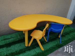 Modernize Plastic Chair And Table For Schools On Sales   Manufacturing Services for sale in Lagos State, Ikeja