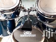 Kevinson 5set Drum With Double Cymbals | Musical Instruments & Gear for sale in Lagos State, Ojo