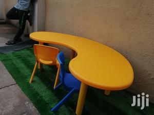 Quality Nursery Plastic Desk Set And Chair For Sale To Bulk Buyers   Manufacturing Services for sale in Lagos State, Ikeja