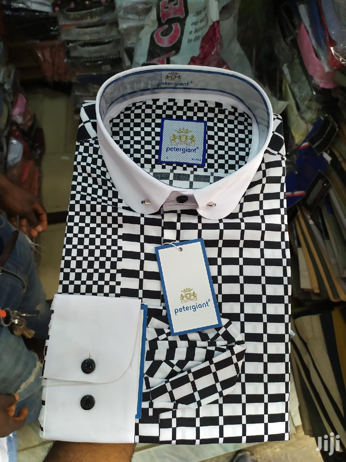 Premium Quality 100% Cutton Corporate & Casual Long Sleeve Shirts | Clothing for sale in Lagos Island, Lagos State, Nigeria