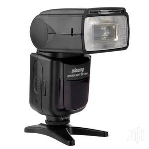 Oloong Flashlight Speedlite SP-690 for Canon | Accessories & Supplies for Electronics for sale in Lagos State, Ikeja