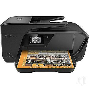HP Officejet 7510 Wide Format All-in-one Color Business Printer | Printers & Scanners for sale in Lagos State, Ikeja
