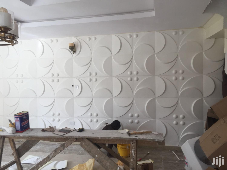Embuzzed 3D Panels