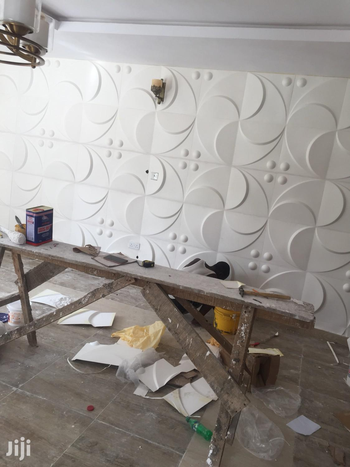 Embuzzed 3D Panels | Home Accessories for sale in Alimosho, Lagos State, Nigeria