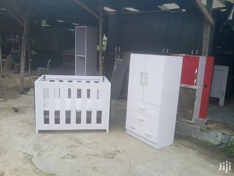 Baby Wardrobe & Baby Cort | Children's Furniture for sale in Lekki, Lagos State, Nigeria