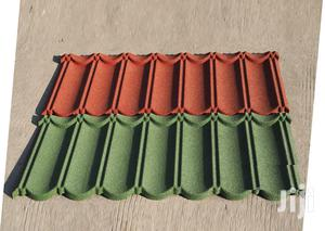Metro Tile Shingle Stone Coated Roofing Sheets Water Connector   Building Materials for sale in Lagos State, Victoria Island