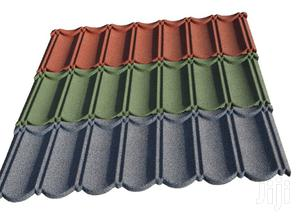 New Zealand Roman Stone Coated Roofing Tiles Water Gutter   Building Materials for sale in Lagos State, Ajah