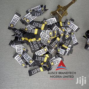 Woven Label | Manufacturing Services for sale in Lagos State, Ikeja