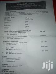 Hotel Cook | Hotel CVs for sale in Cross River State, Boki
