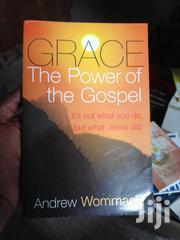 Grace The Power Of The Gospel   Books & Games for sale in Abuja (FCT) State, Utako