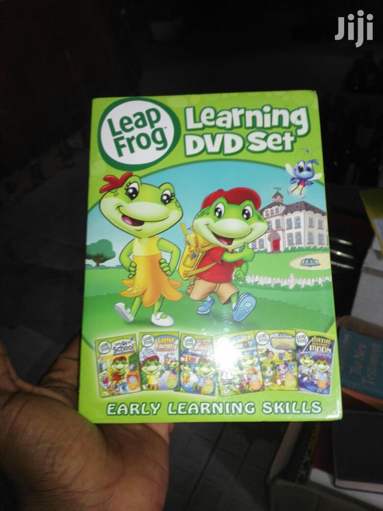 Learning DVD Set, Leapfrog