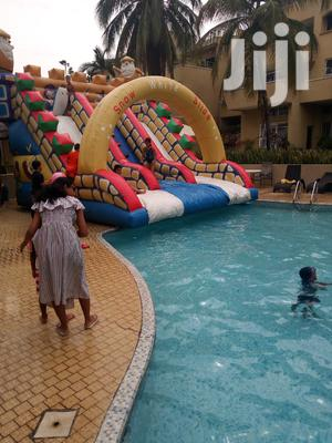 Bouncing and Pool Slide   Toys for sale in Lagos State, Gbagada