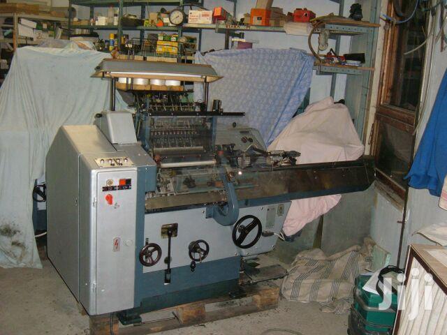 Stahl 2. Ti52 Folding Machine 32 - 64 Folds Printing Machines