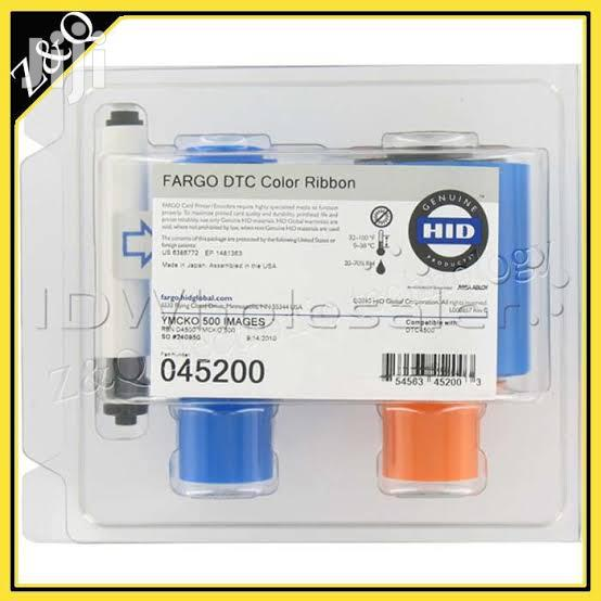 Fargo Print Ribbon DTC4500