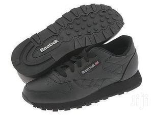 Black Reebok Canvas Sneakers | Shoes for sale in Lagos State, Lagos Island (Eko)
