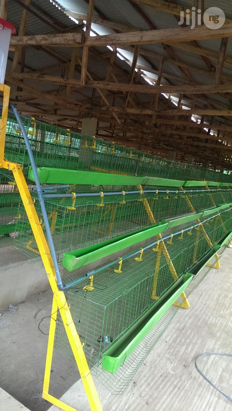 Battery Cages For Laying Birds | Farm Machinery & Equipment for sale in Epe, Lagos State, Nigeria