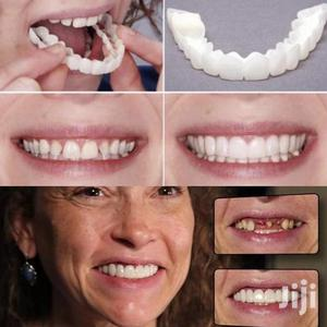 Snap-on Smile Fake Teeth Denture Braces - 2 PCS | Tools & Accessories for sale in Lagos State, Surulere