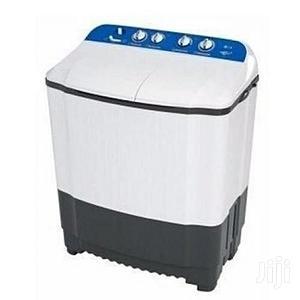 Hisense 7.2kg, Twin Tube Washing Machine-Wash/Spin/Drain | Home Appliances for sale in Lagos State, Ikeja