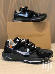OFF-WHITE × Nike Zoom Terra Kiger 5 'Black' | Shoes for sale in Lagos State, Lekki Phase 2
