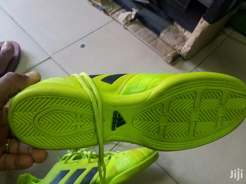Adidas Size 41 Canvas Training Boot