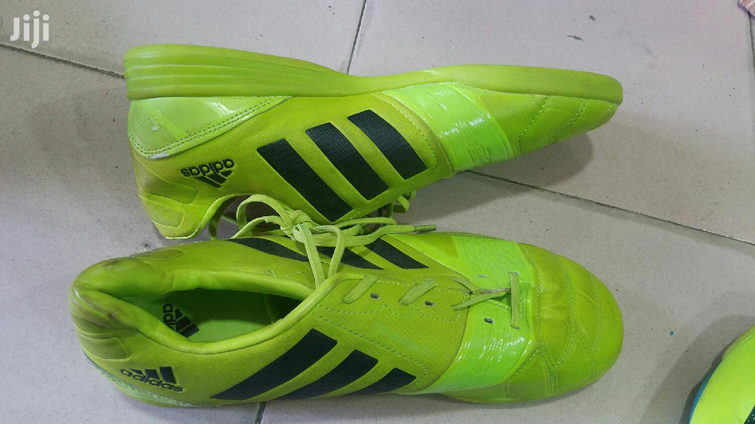 Adidas Size 41 Canvas Training Boot | Shoes for sale in Ikeja, Lagos State, Nigeria