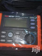 Mastech Digital Earth Resistance Tester | Measuring & Layout Tools for sale in Lagos State, Ojo