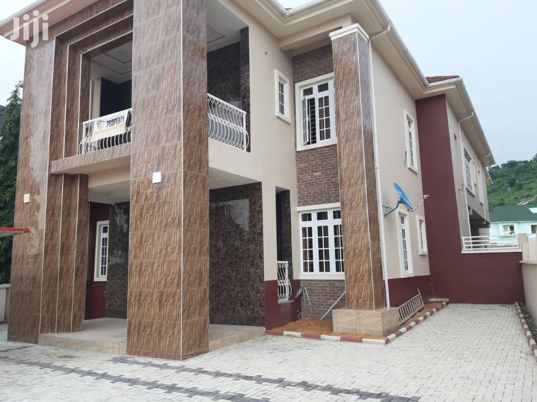 5 Bedrooms Mansion With 2 Rooms Guest House For Sale At Katampe Abuja