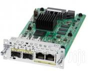 Cisco NIM-2GE-CU-SFP(2port Gb Ethernet WAN Module) | Computer Accessories  for sale in Lagos State, Surulere