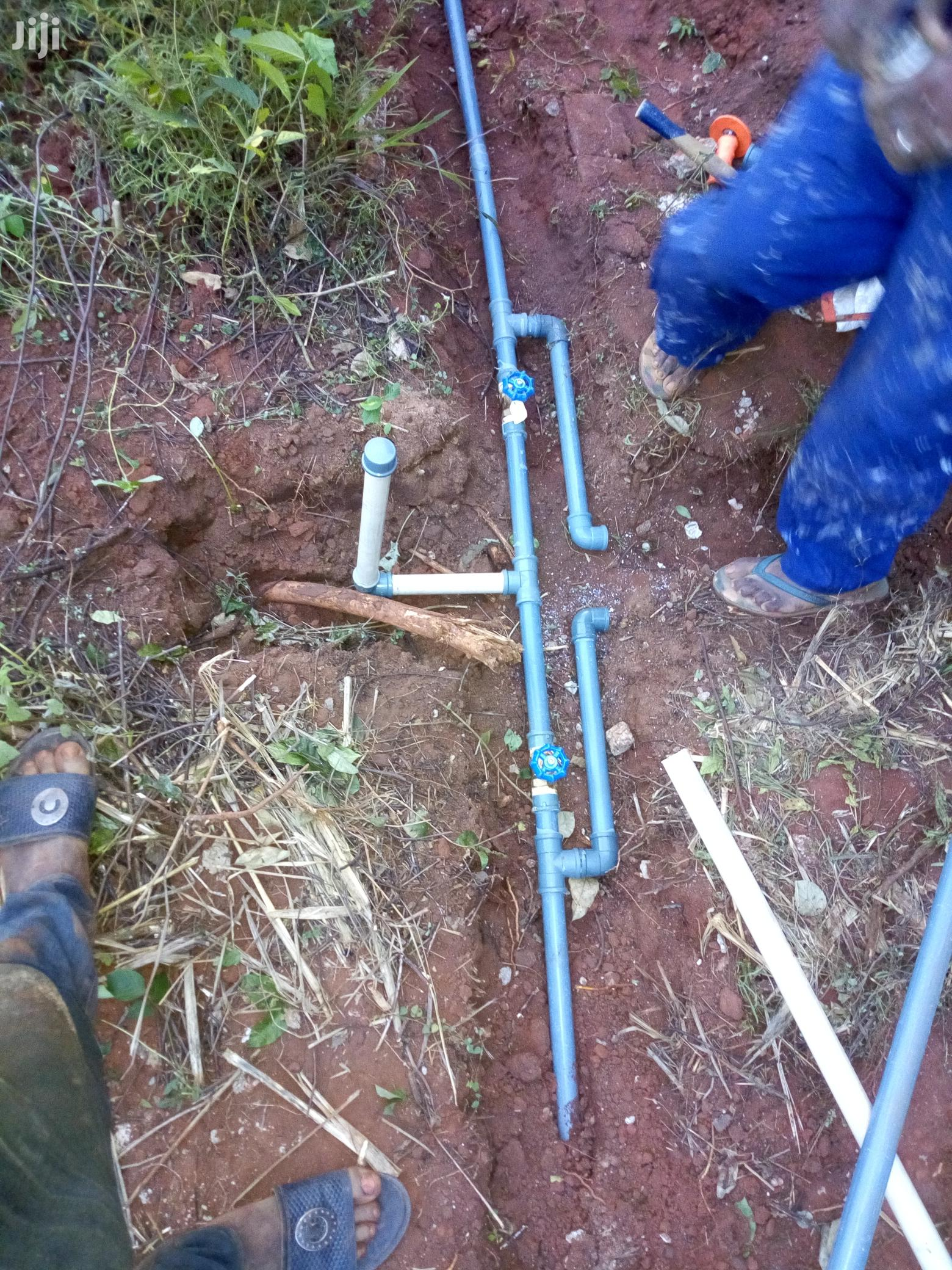 Archive: Qualified Plumber