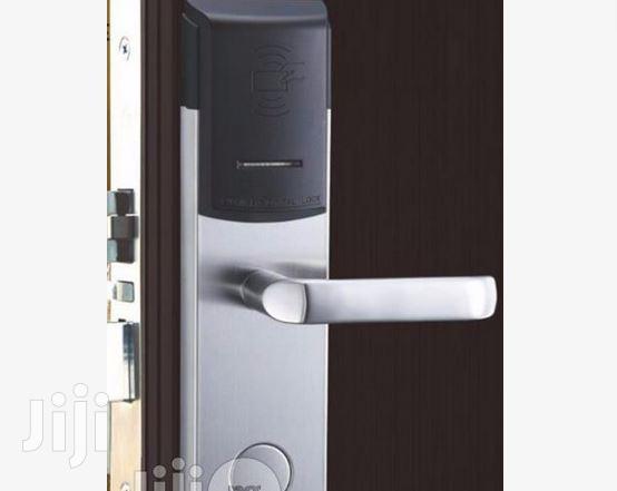 RFID Hotel Contactless Door Lock By Hssl