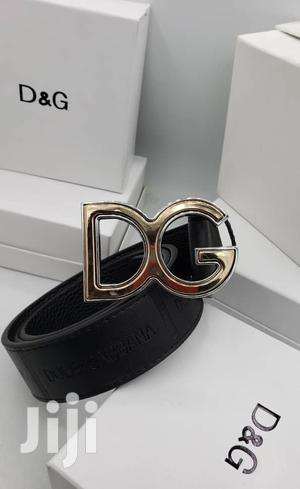 Dolce Gabbana Belt for Men's | Clothing Accessories for sale in Lagos State, Lagos Island (Eko)