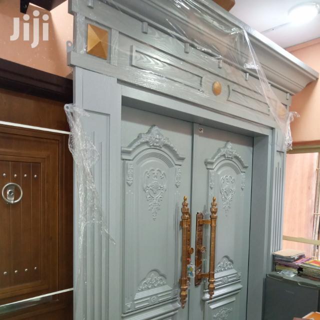 Pure Copper Doors