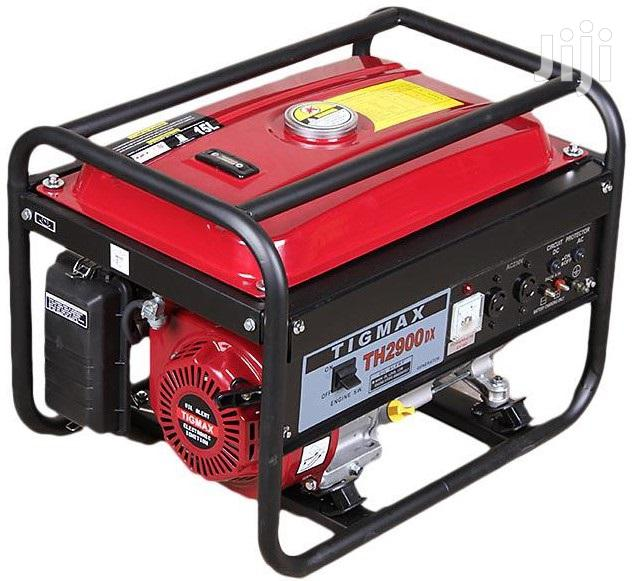 Brand New 2.5KVA Tigmax Generator With 100percent Copper Coil Just