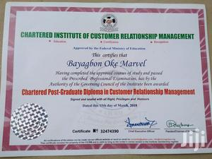 Customer Service Representative CV   Customer Service CVs for sale in Abuja (FCT) State, Kubwa