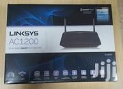Linksys EA6100 AC1200 Dual Band Smart Wi-Fi Router | Networking Products for sale in Lagos State, Ikeja